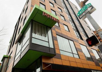 The Hub on Chestnut building exterior