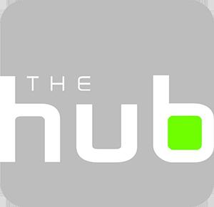 The Hub on Chestnut University City Apartments Logo